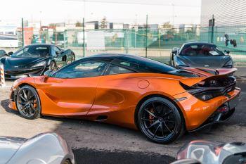 McLaren 720S V8 2dr SSG PERFORMANCE image 4 thumbnail